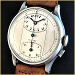Gallet MultiChron Regulator chronograph...