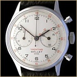 Gallet Chronograph - MultiChron Yachting...