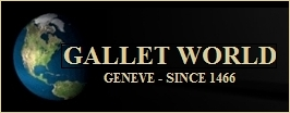 Return to the Gallet World Home Page